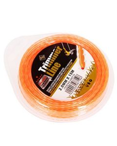 Aukla trimmerim Duo-Twist 2.0mm 15m
