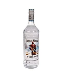 Rums Captain Morgan White 37.5% 1l