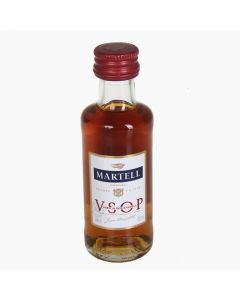 Konjaks Martell VSOP Red Barrel 40% 0.03l
