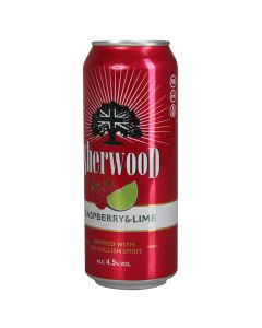 Alus Sherwood raspberry-lime 4.5% 0.5l