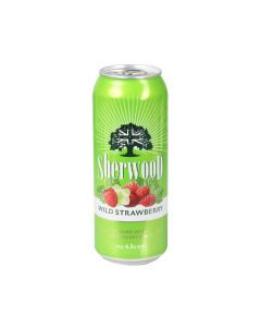 Alus Sherwood Wild Strawberry 4.5% 0.5l