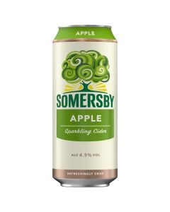 Sidrs Somersby Apple 4.5% 0.5l skārd.