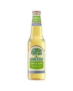 Sidrs Somersby Apple 0.0% 0.33l