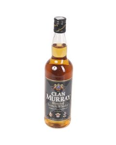 Viskijs Clan Murray 40% 0.7l
