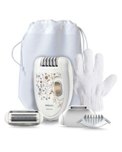Epilators Philips Satinelle Care edition balts