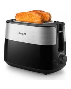 Tosteris Philips Daily Collection 830W melns