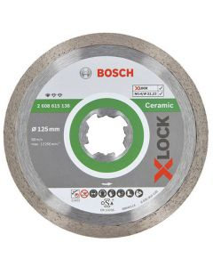 Dimanta disks Bosch Standard Ceramic 120mm