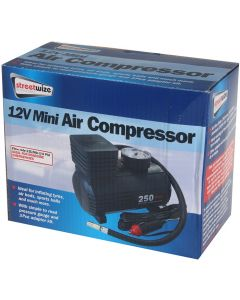 Kompresors ar manometru 12V