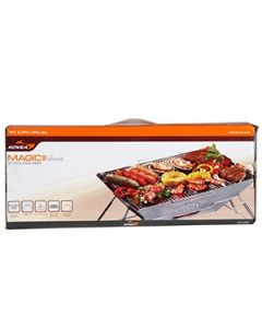 Grils ogļu Magic Stainless 2 BBQ