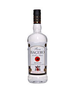 Rums Bacero Blanco 37.5% 1l