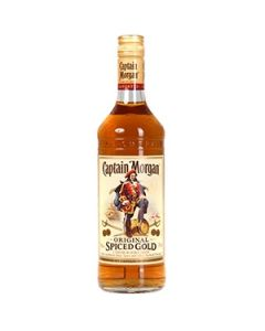 Rums Captain Morgan Spiced Gold 35% 0.7l