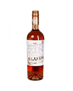 Vīns The Wanted Zinfandel Puglia Blush 12.5% 0.75l