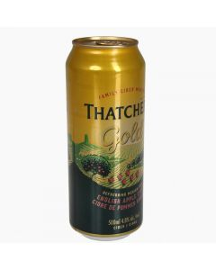 Sidrs Thatchers Gold can 4.8% 0.5L