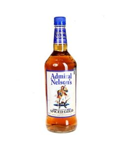 Rums Admiral Nelson's Spiced Gold 35% 1l