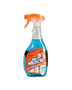 Tīr.līdz.Mr.Muscle stiklam 500ml