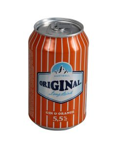 Alk.kokt.Hartwall Original Long Drink 5.5% 0.33l