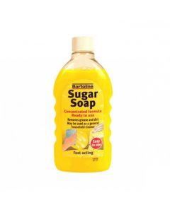 Tīr.līdz.Sugar Soap Bartoline 500ml